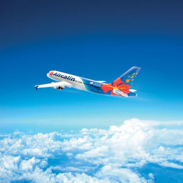 Aircalin--New-Caledonia